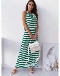 Φόρεμα - κώδ. 1515 - πράσινο