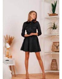 Φόρεμα - κώδ. 6619 - μαύρο