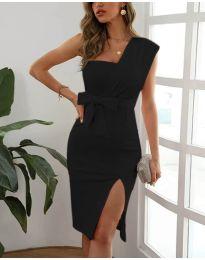 Φόρεμα - κώδ. 6153 - μαύρο