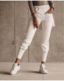 Παντελόνι - κώδ. 5664 - λευκό