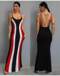 Φόρεμα - κώδ. 1616 - μαύρο