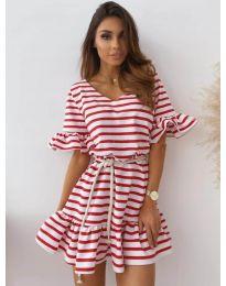 Φόρεμα - κώδ. 444 - λευκό
