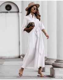 Φόρεμα - κώδ. 0900 - λευκό