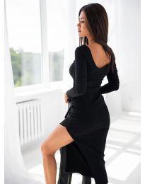 Φόρεμα - κώδ. 12070 - μαύρο