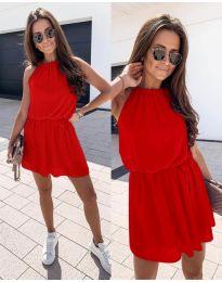 Φόρεμα - κώδ. 513 - κόκκινο