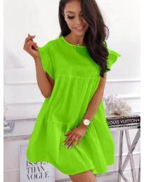 Φόρεμα - κώδ. 3145 - πράσινο