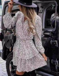 Φόρεμα - κώδ. 2827 - πολύχρωμο