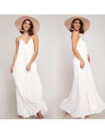 Φόρεμα - κώδ. 0508 - λευκό
