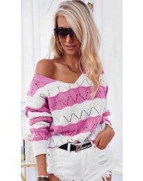 Μπλούζα - κώδ. 8689 - ροζ