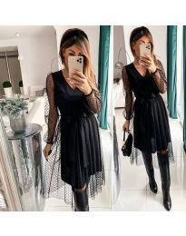 Φόρεμα - κώδ. 895 - μαύρο