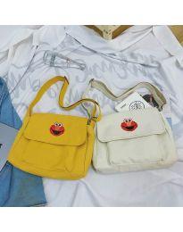 Τσάντα - κώδ. 523 - κίτρινο