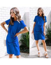 Φόρεμα - κώδ. 835 - σκούρο μπλε