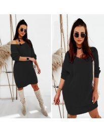 Φόρεμα - κώδ. 6457 - μαύρο