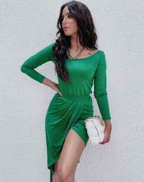 Φόρεμα - κώδ. 1652 - πράσινος