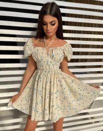 Φόρεμα - κώδ. 5874 - 1 - φλοράλ