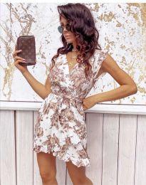 Φόρεμα - κώδ. 0056 - λευκό