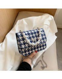 Τσάντα - κώδ. B85 - μπλε