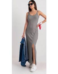 Φόρεμα - κώδ. 3000 - γκρι