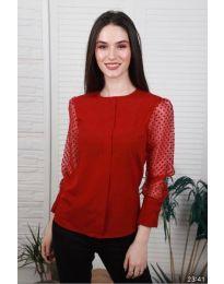 Μπλούζα - κώδ. 0631 - 3 - κόκκινο