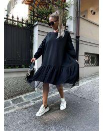 Φόρεμα - κώδ. 0504 - μαύρο