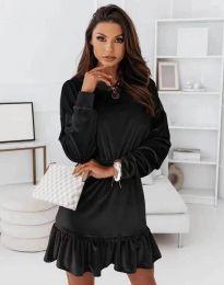 Φόρεμα - κώδ. 0424 - μαύρο