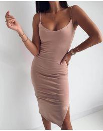 Φόρεμα - κώδ. 0088 - ροδακινί