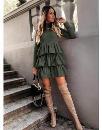 Φόρεμα - κώδ. 2951 - χακί