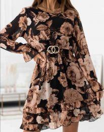 Φόρεμα - κώδ. 0946 - πολύχρωμο