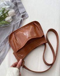 Τσάντα - κώδ. B573 - καφέ