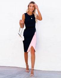 Φόρεμα - κώδ. 4758 - 1 - μαύρο