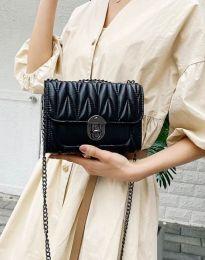 Τσάντα - κώδ. B419 - μαύρο