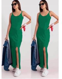 Φόρεμα - κώδ. 3000 - πράσινο