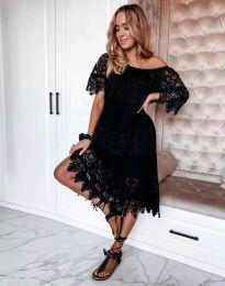 Φόρεμα - κώδ. 6979 - μαύρο