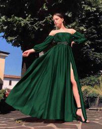 Φόρεμα - κώδ. 1879 - πράσινος