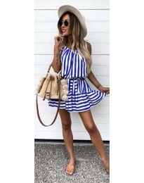Φόρεμα - κώδ. 038 - πολύχρωμο