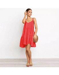 Φόρεμα - κώδ. 222 - κόκκινο