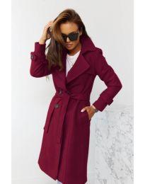 Παλτό - κώδ. 1500 - μπορντό