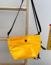 Τσάντα - κώδ. B343 - κίτρινο