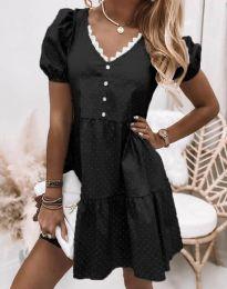 Φόρεμα - κώδ. 8292 - μαύρο
