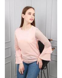 Μπλούζα - κώδ. 0643 - 3 - ροζ