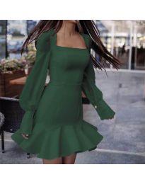 Φόρεμα - κώδ. 3605 - χακί