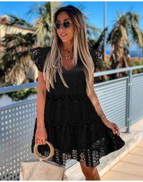 Φόρεμα - κώδ. 485 - μαύρο