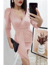 Φόρεμα - κώδ. 0515 - πούδρα