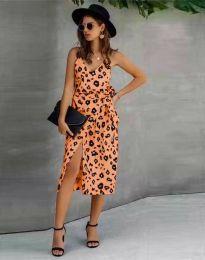 Φόρεμα - κώδ. 0510 - πολύχρωμο