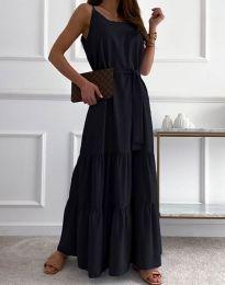 Φόρεμα - κώδ. 2578 - μαύρο