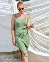 Φόρεμα - κώδ. 2722 - πράσινο