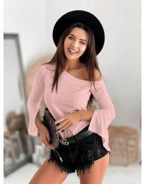 Μπλούζα - κώδ. 8353 - ροζ
