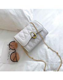 Τσάντα - κώδ. B29/7751 - λευκό