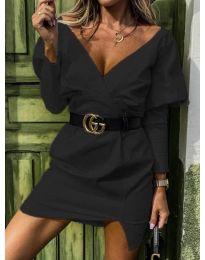 Φόρεμα - κώδ. 1617 - μαύρο