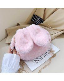 Τσάντα - κώδ. B39 - ροζ